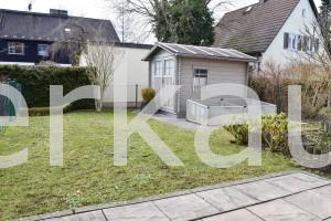 Wohnung in Olching zu verkaufen - 2 Zi. + Hobbyraum Gartenansicht - Immobilien Fuerstenfelder